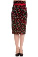Cherry pop skirt