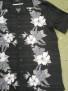 Hawaii shirt - Hawaii svart stl S