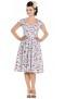 April dress - April dress mint stl XL