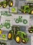 Traktorer - john Deere nr2   1m