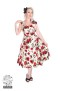 Ditsy 50´s - ditsy dress stl 6XL