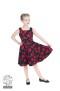 Bombshell Cherry Swing Kids - Bombshell Cherry svart stl 11-12 år