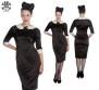 Miss Moneypenny dress 2färger