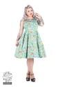 Ella floralsving dress