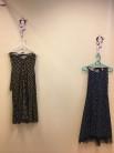Prickiga klänningar