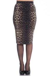 Panthera Pencil - Panthera pencil skirt 2XL