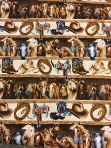 Cowboytyg - cowboytyg 1m