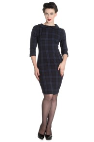 Hamilton pencil dress - hamilton smal klänning stl XS