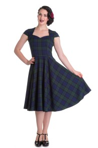 Aberdeen dress - aberdeen stl XS
