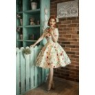 Darlene 50`s swing dress