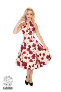 Lucinda Rose swing dress - lucinda stl XS