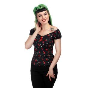 Dolores Cherries&blossom - dolores  cherries&blosssom stl XXS
