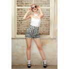 Lisa Vintage gingham short
