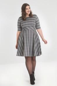 Frostine mid dress - frostine mid dress stl 2XL