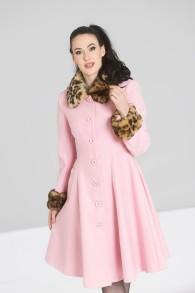 Robinson Coat - robinson kappa rosa stl XS