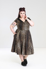 Panthera 50´s dress - panthera dress stl 3XL