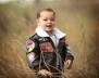 Fly bomber Jacket Kids - Flygar jacka stl 6år