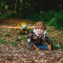 Fly bomber Jacket Kids - Flygar jacka stl 2år