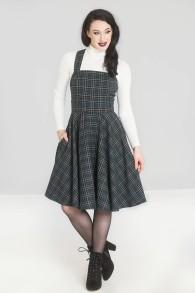 Peebles Pinafore Dress - Peebles Pinafore M.grön stl M