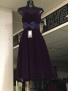 Velvet Romance Evening dress - velvet romance dress lila stl XL