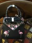 Flamingos DeLuxe  väska