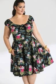Noa Noa mid dress - noa dress stl 2XL
