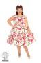 Sweet Rose Swing dress - sweet rose stl 6XL
