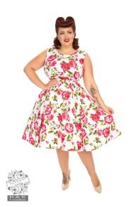 Sweet Rose Swing dress - sweet rose stl 2XL