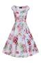 Rose Paradise swing dress