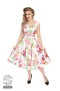 Rose Paradise swing dress - rose paradise dress stl XL