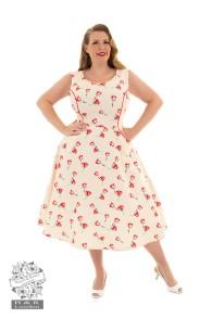 Sorella summer swing dress - sorella dress stl 2XL