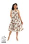 Fleur swing dress - fleur dress stl XL