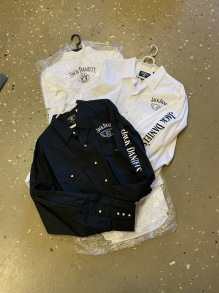 Jack Daniels Skjorta - jack daniels skjorta vit stl XL