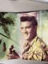 Elvis Presley tapetbård - Blue Hawaii tapetbård