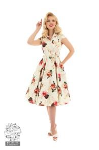 Delilah swing dress - Delilah stl XS