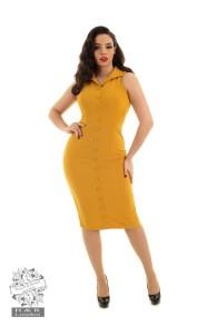 Margo Wiggle dress - Margo wiggle smal dress stl XS