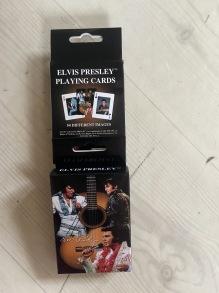 Elvis Spelkort playing card - elvis spelkort