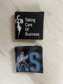 Plånbok mindre Wallet - plånbok Elvis take care of business