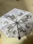 Elvis paraply, umbrella