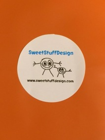 Mailingbags färgade,välj stl XS-L - Orange stl S ca 17x27 cm