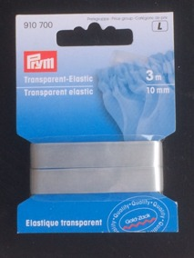 Prym transparent resårband