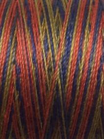 Flerfärgad tråd,välj färg - Röd/blå/gul regnbåge