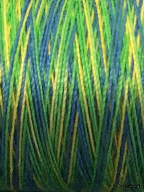 blågröngul