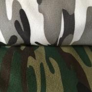 Interlock Kamouflage, välj färg