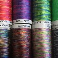 Flerfärgad tråd,välj färg