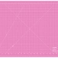 Rosa skärmatta 120x90 cm
