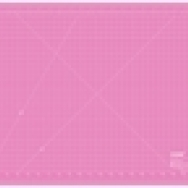 Rosa/lila skärmatta ,välj storlek