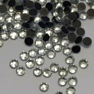 Rhinestones 3,8-4mm kristall, välj antal