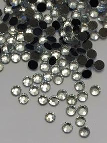 Rhinestones 3,8-4mm kristall, välj antal - Rhinestones ss16, 50-pack
