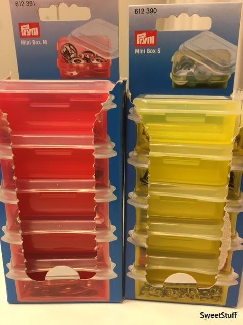 prymbox röd